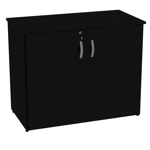 Armario baixo com 1 porta 2gavetas e um gavetão para pastas suspensas