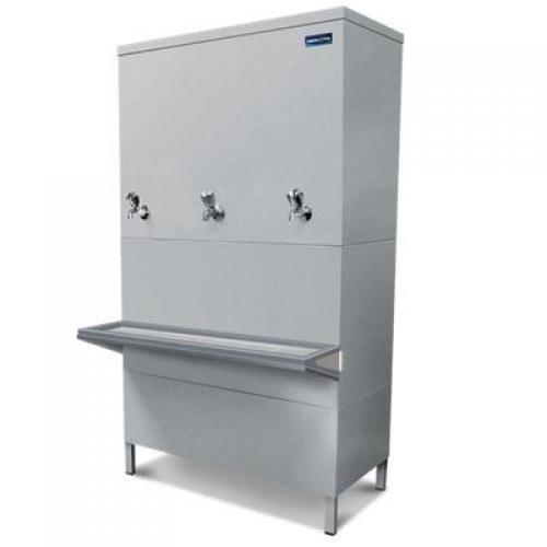 Purificador de água Master 100 Inox refrigeração por compressor