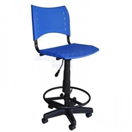 Cadeira Caixa secretária polipropileno