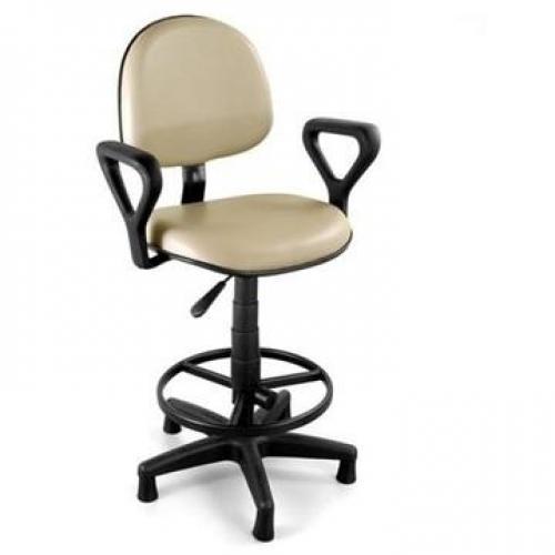 Cadeira Caixa Executiva com braços