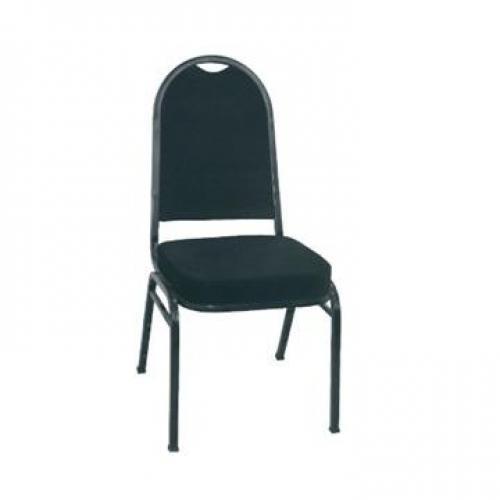 Cadeira secretária linha hotel preta