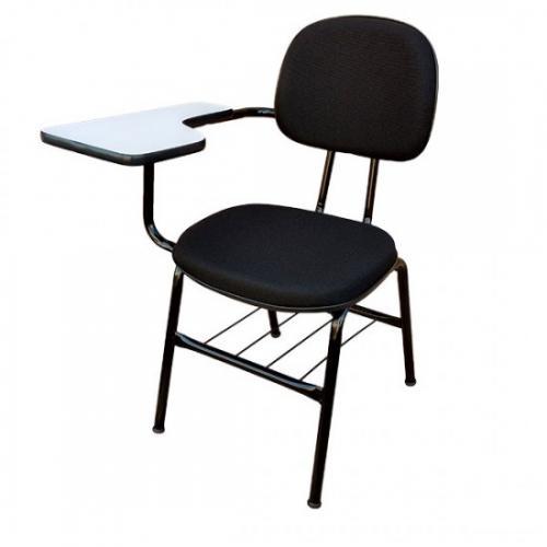 Cadeira Escolar singular em polipropileno com porta livros