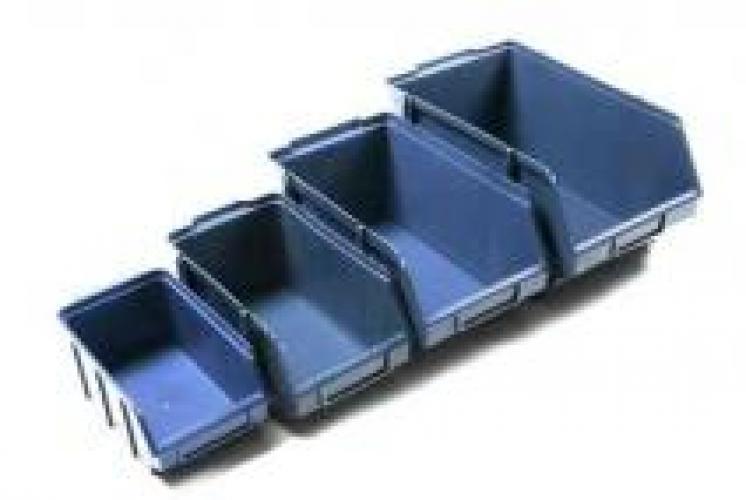Caixa Plastica modelo 02