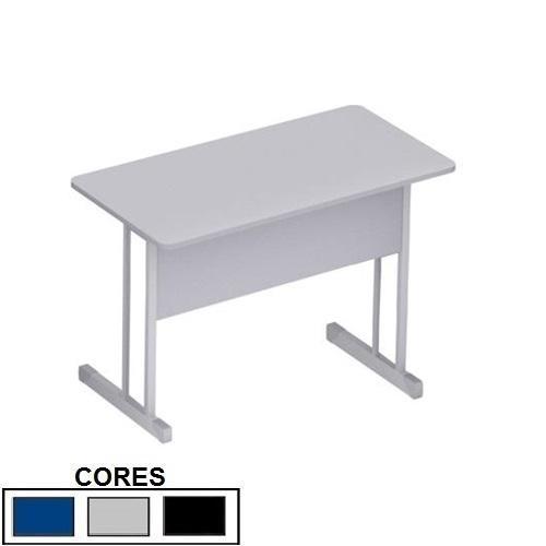 Mesa para escritório 2 gavetas 120x60 15mm