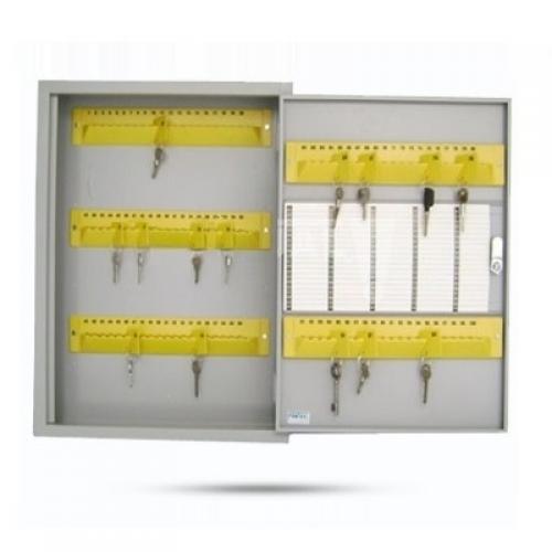 Armário claviculário para 80 chaves