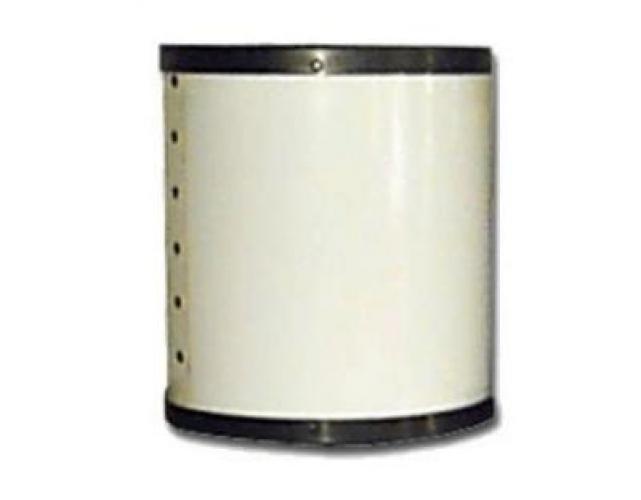Cesto de lixo em fórmica em várias cores (15 litros)