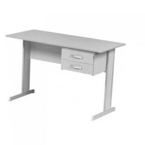 Mesa para escritório 2 gavetas 120x60 15mm p