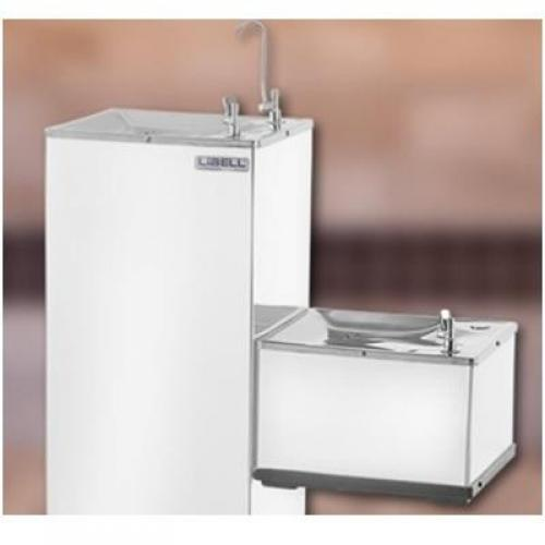 Gabinete em aço inox ou aço eletrozincado branco Base plástica de alto impacto