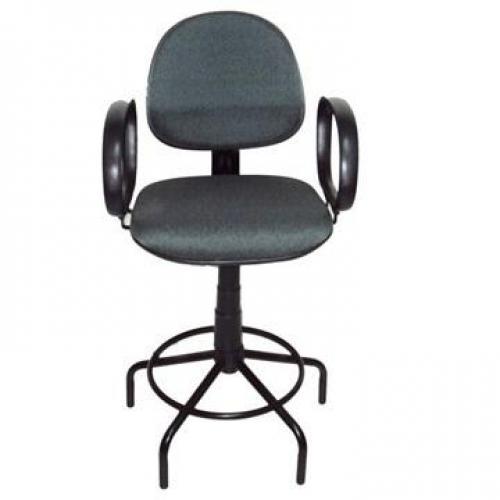Cadeira Caixa Executiva Base Americanfer c/ braço 0507+0193+0056+0258+0266+0047