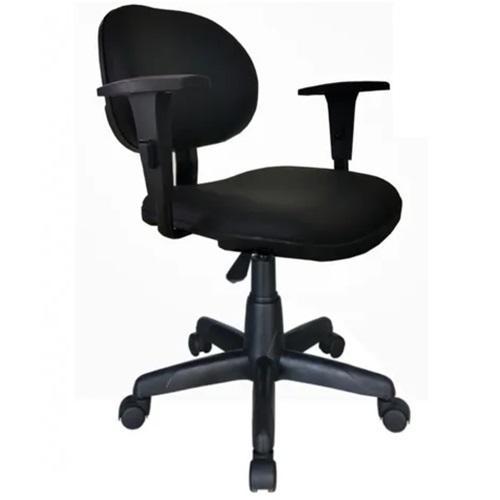 Cadeira Executiva Giratória Lisa com Braço Digitador