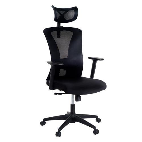 Cadeira Presidente BLUME BLM0243 Tela Preto 0272